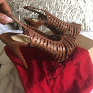Christian Louboutin Shoes - Authentic Christian Louboutin Sandal 40.5(10.5US)